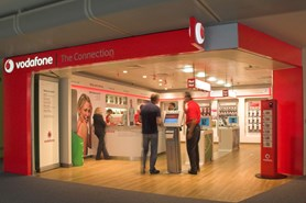 Vodafone - Commercial Fit Out